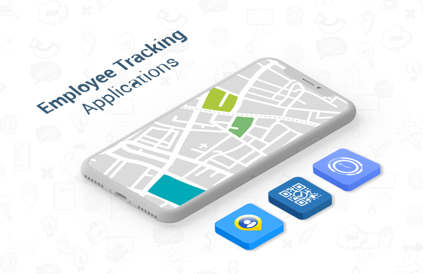 Top 3 applications for Employee Tracking